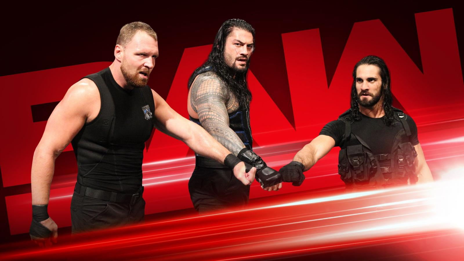 Wwe News Preview Tonights Monday Night Raw 82718 The Chairshot