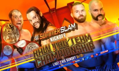 SummerSlam B Team vs Revival