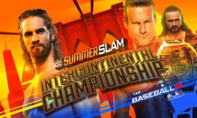 WWE SummerSlam Rollins vs Ziggler