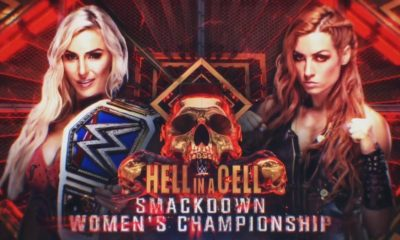 Hell In A Cell Results Charlotte Flair Becky Lynch