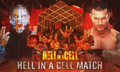 Hell In A Cell Results Randy Orton Jeff Hardy