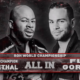 Jay Lethal vs Flip Gordon ALL IN Results