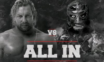 Kenny Omega vs Pentagon Jr ALL IN Results