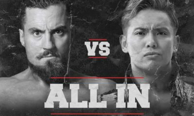 Marty Scurll vs Kazuchika Okada ALL IN Results