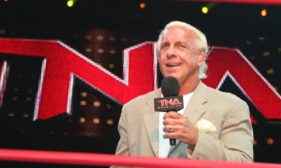 Ric Flair TNA Comeback