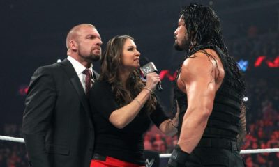 Triple H Roman Reigns CLASH Heels