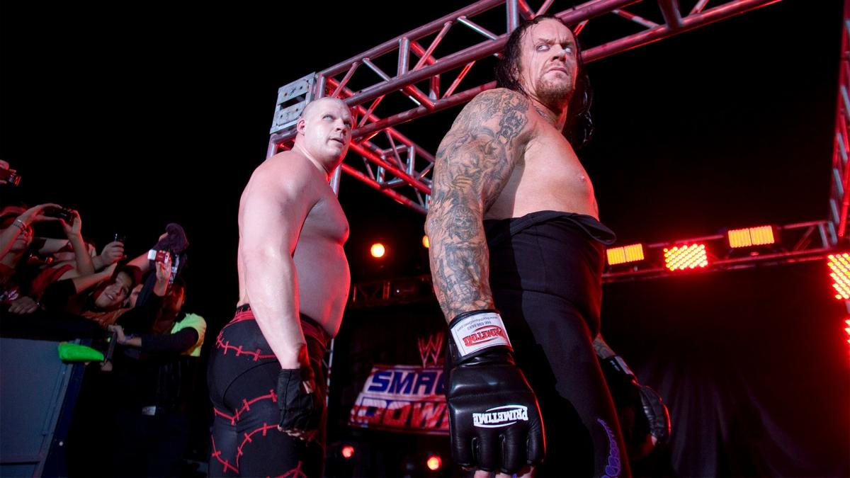 The Undertaker and Kane WWE