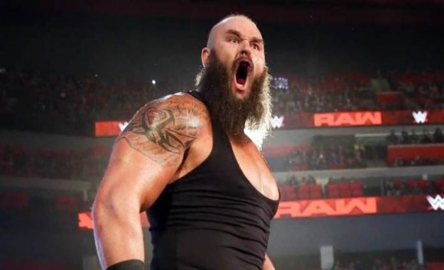 Braun Strowman vs. Bill Goldberg?