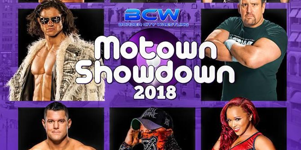 IMPACT BCW Motown Showdown
