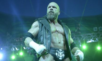 Triple H WWE Super Showdown