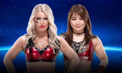 WWE Evolution Toni Storm Io Shirai Mae Young Classic Finals