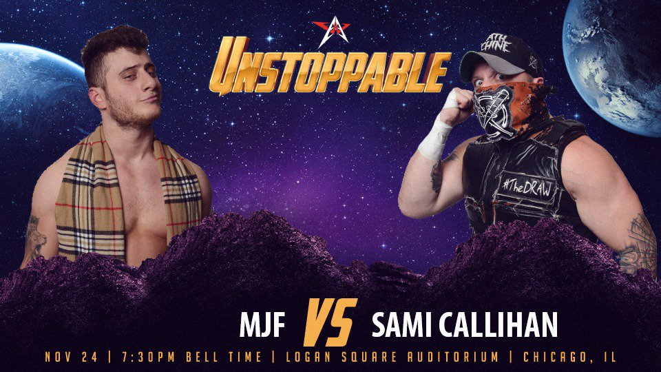 AAW Unstoppable