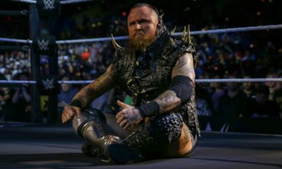 Aleister Black WWE NXT Takeover War Games