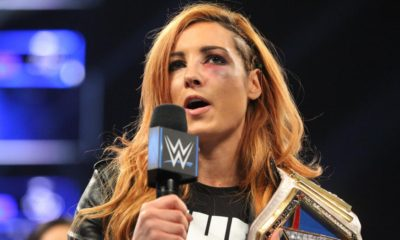 Becky Lynch Face Of WWE