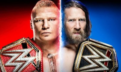 Brock Lesnar Daniel Bryan WWE Survivor Series