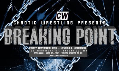 Chaotic Wrestling Breaking Point