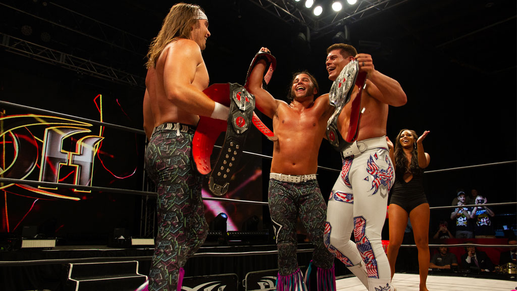 Cody Young Bucks