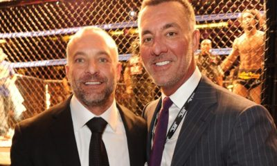 Fertitta Brothers UFC WWE