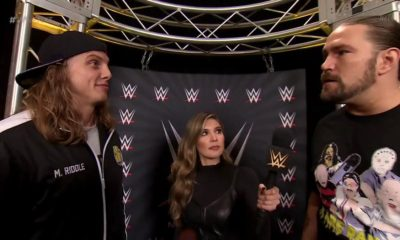 Kassius Ohno Matt Riddle WWE Takeover War Games