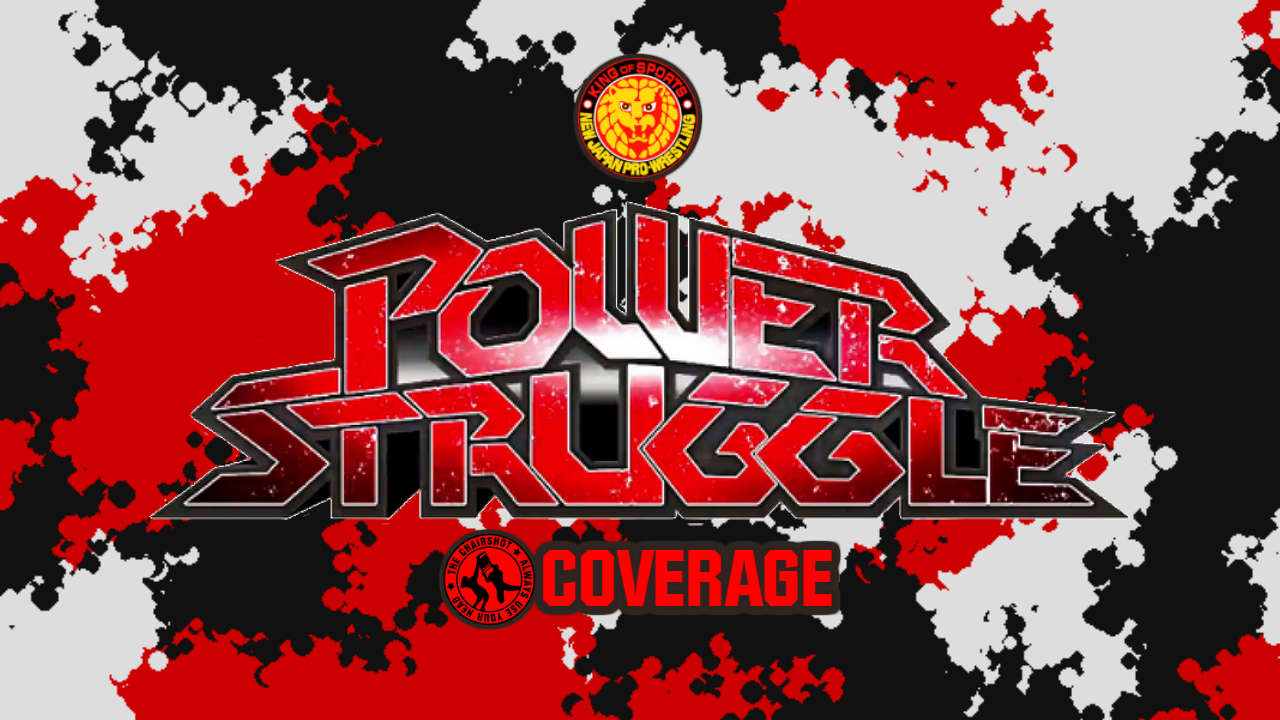 NJPW Power Struggle 2018