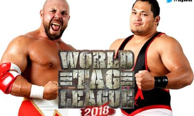 World Tag League Cobb Elgin