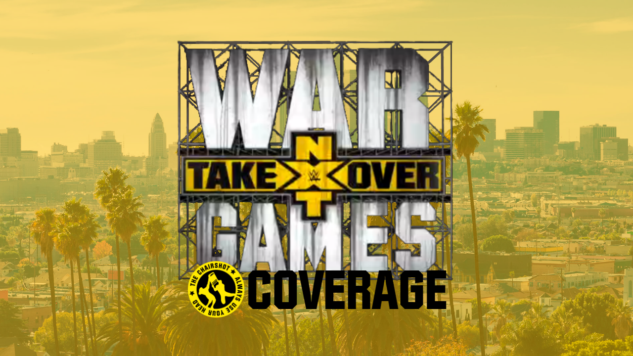 NXT TakeOver WarGames II