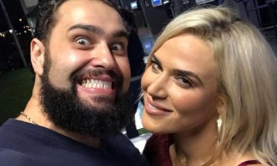 Rusev Lana Thankful