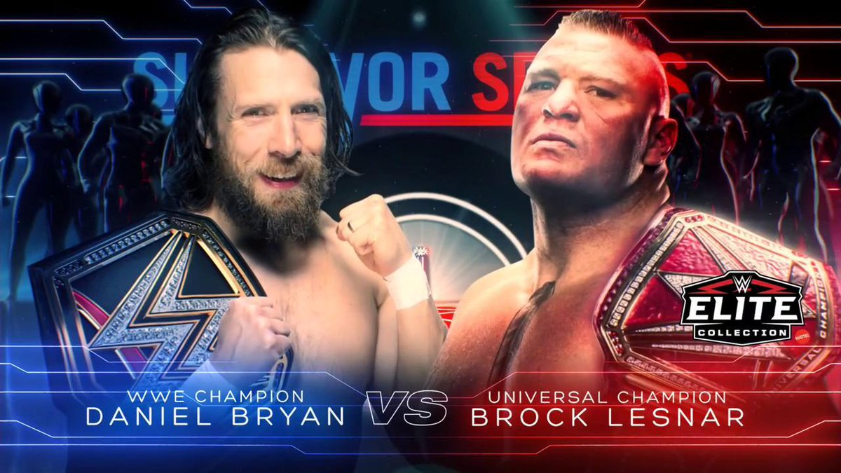 Survivor Series Bryan vs. Brock