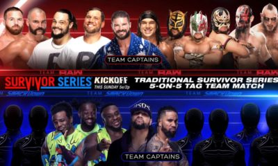 Survivor Series Kickoff