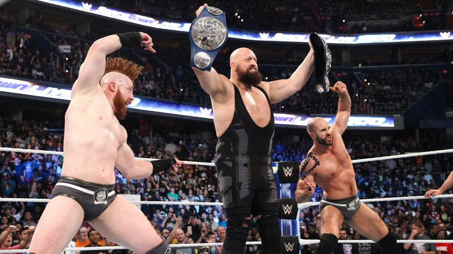 The Bar & Big Show