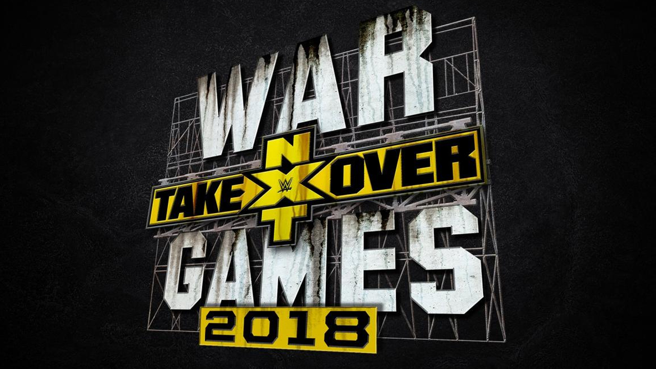 WWE NXT Takeover War Games 2018