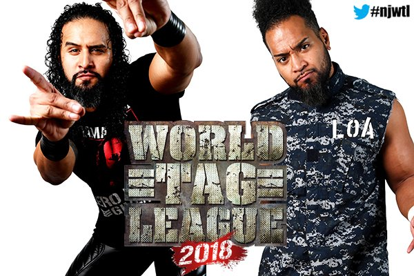 World Tag League Tonga