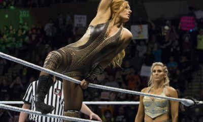 Becky Lynch Charlotte Flair WWE Top 25 Matches 2018