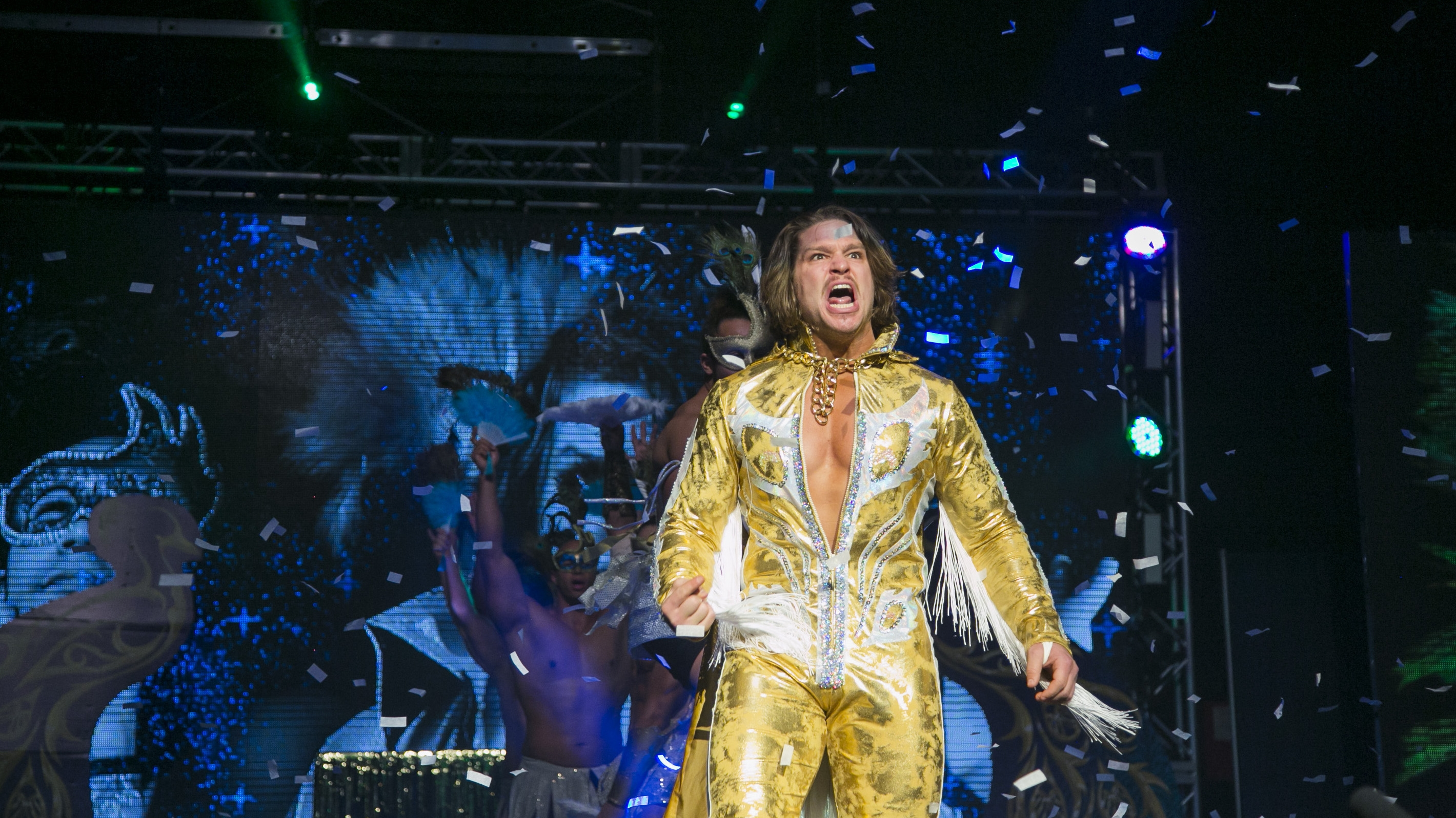 Dalton Castle ROH Final Battle