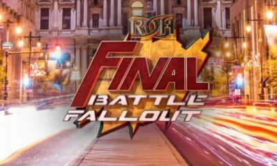 ROH Final Battle Fallout
