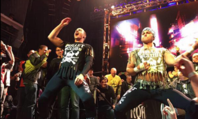Ring Of Honor Young Bucks 2019