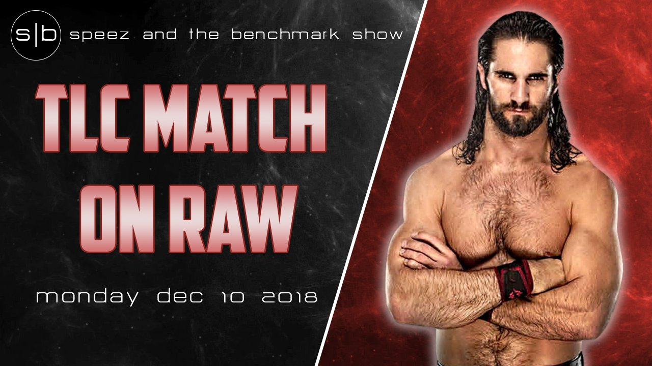 Speez Benchmark Raw Seth Rollins