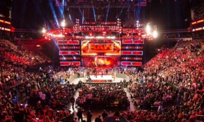 WWE RAW Supply WWE RAW Star RatingsDemand