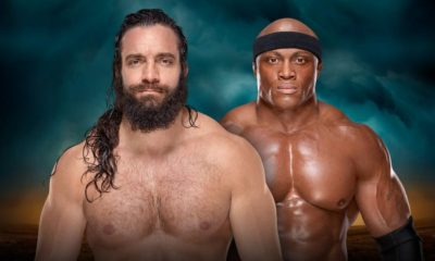 WWE TLC Elias Bobby Lashley