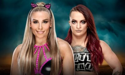 WWE TLC Natalya Ruby Riott Tables Match