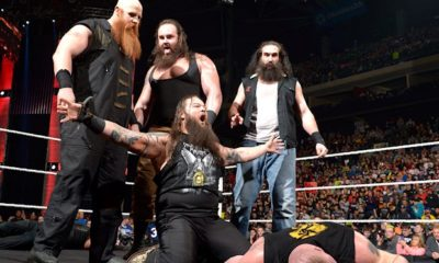 Wyatt Family WWE