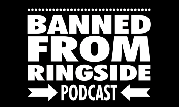 Banned From Ringside Eric Bischoff