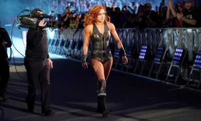 Becky Lynch WWE Royal Rumble