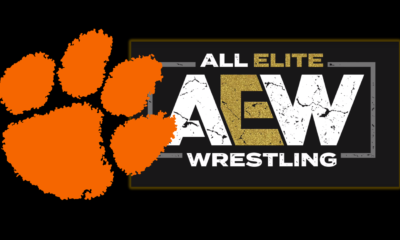 Clemson Tigers All Elite Wrestling