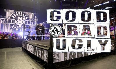 Good Bad Ugly WWE NXT