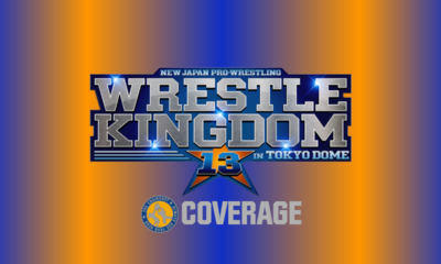 NJPW Wrestle Kingdom 13