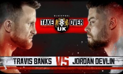 NXT UK Devlin Banks