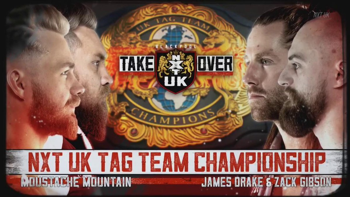 NXT UK Tag Title