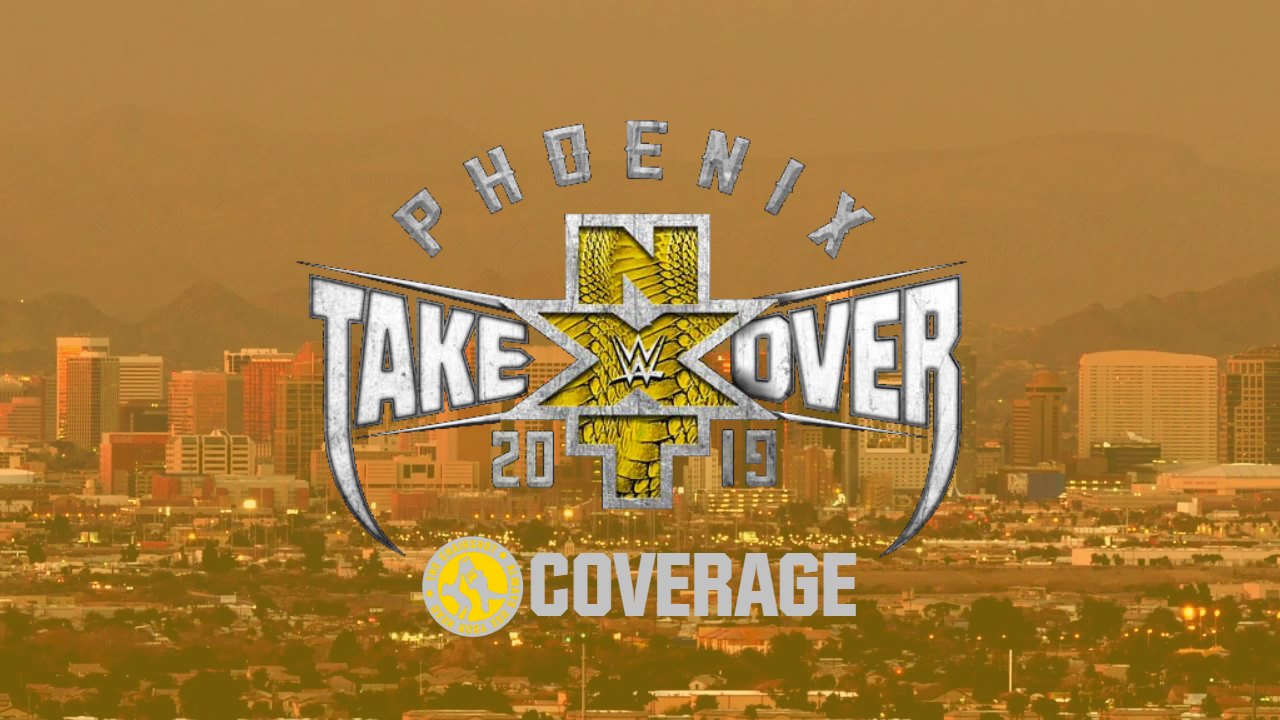 NXT TakeOver Phoenix cover image
