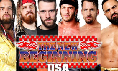 New Japan New Beginnings In USA